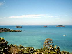 Bild in www.koh-chang.ch - Kai Bae Beach Ausichtspunkt